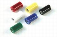 Banaan contrasteker 2,6mm  Zakje 10 stuks