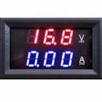 Digitale Paneelmeter 100V/10A