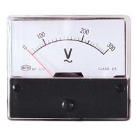 Analoge Paneelmeter 0 - 300V AC