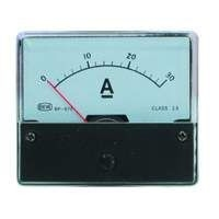 Analoge Paneelmeter 0 - 30A DC