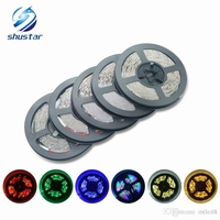 LED-strip wit superflexibel  5m