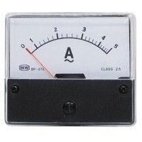 Analoge Paneelmeter 0 - 10A AC