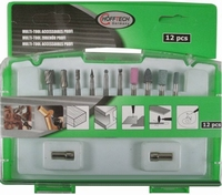 Multi-tool accessoires 12-delig
