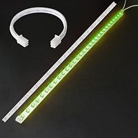 LED-strip groen star