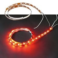 LED-strip rood superflexibel  0,5m