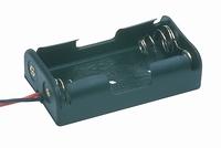 Batterijhouder 2x penlight (AA)